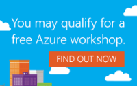 See if you qualify for a free Azure workshop.