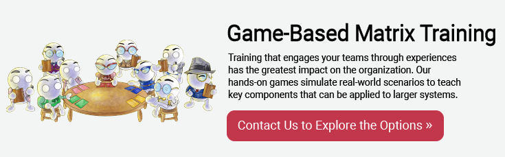 Game-Based Matrix Training