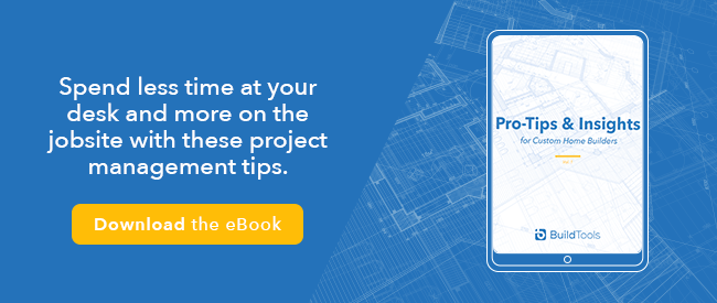 Pro-Tips & Insights for Custom Home Builders - Download the eBook