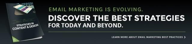 Stratégies de marketing par e-mail dans le contenu et la conception pour 2017