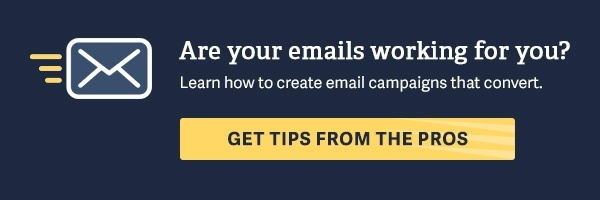 get email tips from the pros