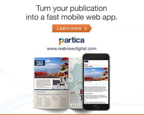 Partica Mobile Tourism Publishing