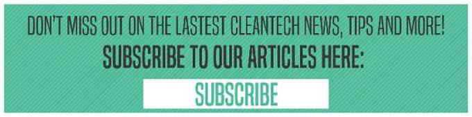 CLEANTECH NEWS SUBSCRIPTION