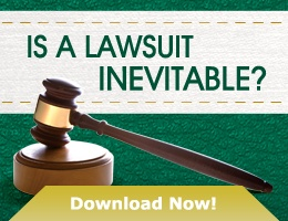 Is A Lawsuit Inevitable Offer