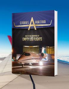How to take advantage of empty leg flights on Las Vegas Private Jets