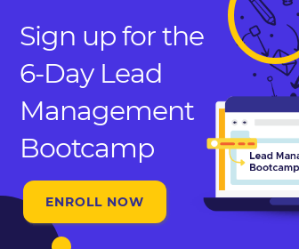 Sign up for the 6-Day Lead Management Bootcamp