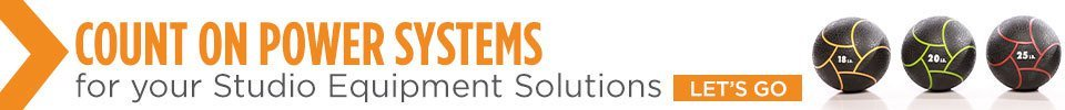 Count on Power Systems for your Studio Equipment Solutions