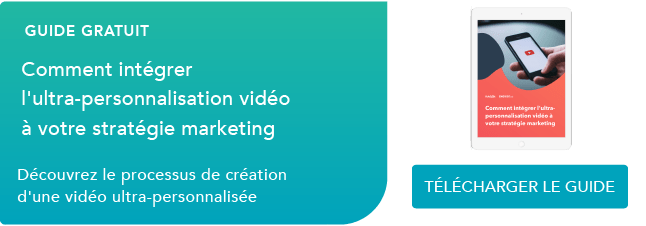 How to integrate video ultra-personalization into your marketing strategy