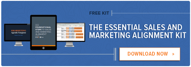 free sales and marketing alignment kit