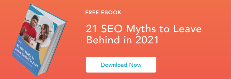 seo myths 2019