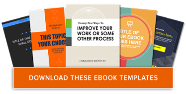 get free ebook templates