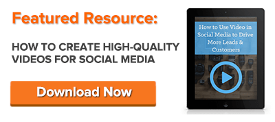 free guide to creating video for social media