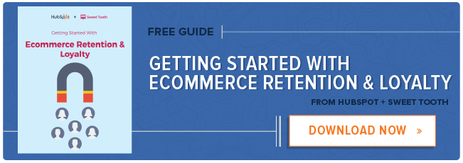 Learn how to get started with ecommerce retention and loyalty with this free guide.