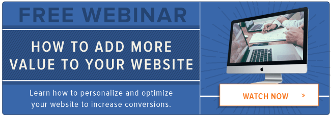 free webinar: how to get more value from your website