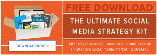 free social media strategy resources