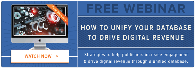 free webinar: unify your database