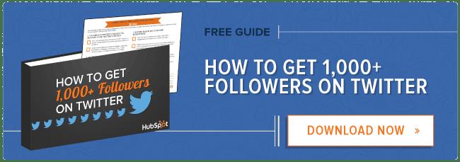 get 1000+ twitter followers