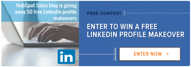 win a free LinkedIn profile makeover