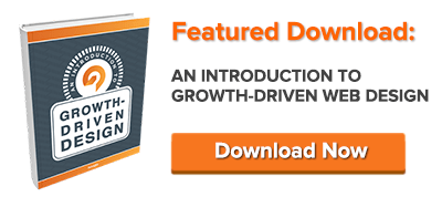 free introduction to growth-driven web design