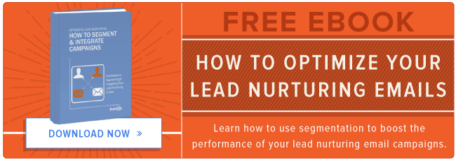 intermediate lead nurturing ebook