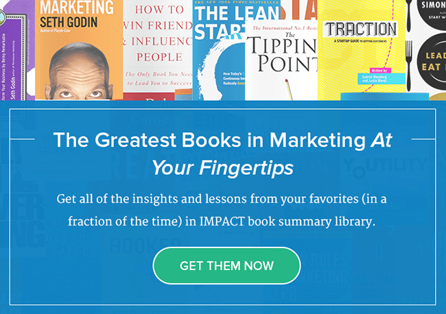 10 Books Every Marketer Should Have in Their Library