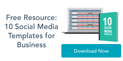 Check out these 10 free social media templates