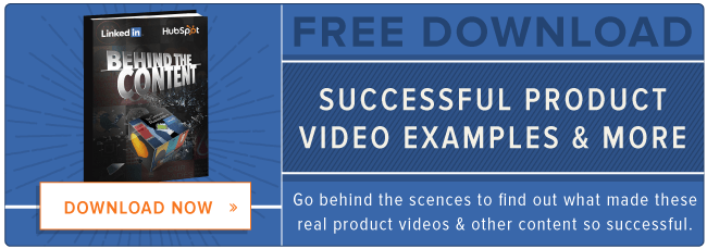 learn the secrets behind the coolest product videos and more