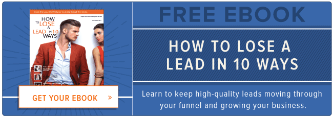 free lead nurturing ebook