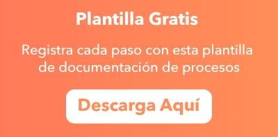 plantilla documentación procesos