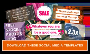 download free social media graphics templates