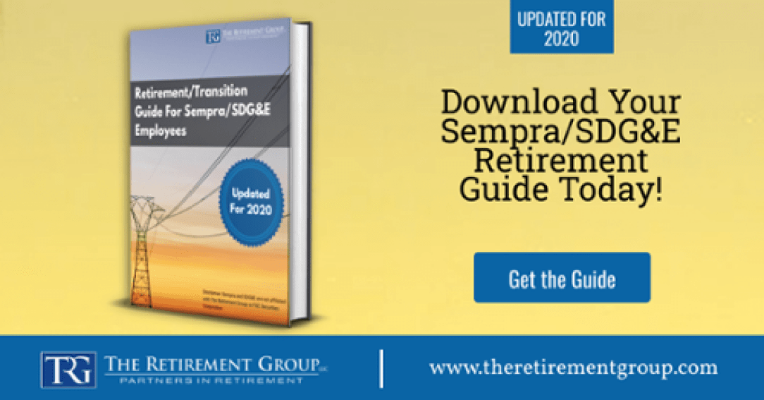 Request Your Sempra/SDG&E Retirement/Transition Guide Today!