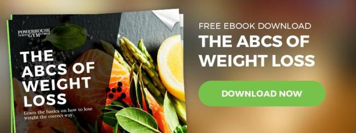 ABCs of Weight Loss eBook