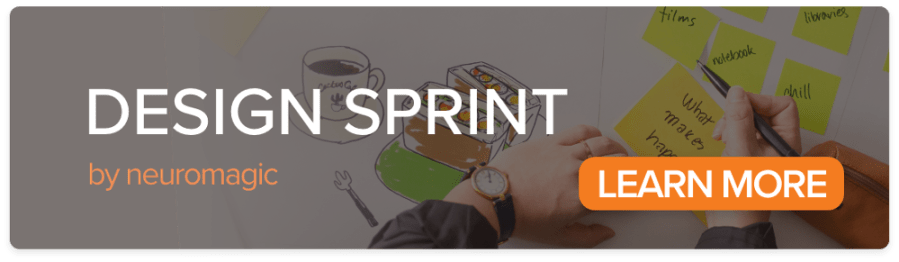 Design Sprints by Neuromagic