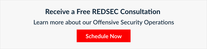 Click Here to Receive a Free REDSEC Consultation