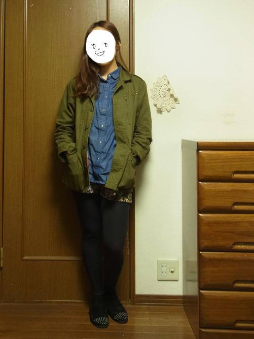 京都旅行 秋 服装コーディネート
