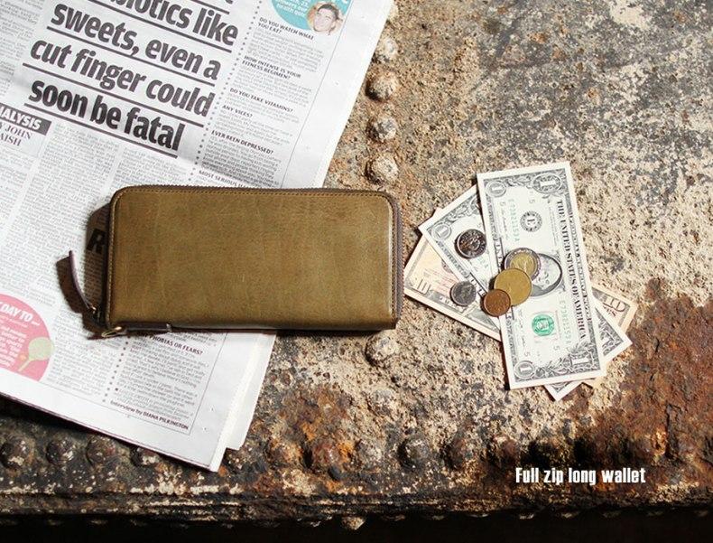 彼へのクリスマスプレゼント 土屋鞄製造所の長財布