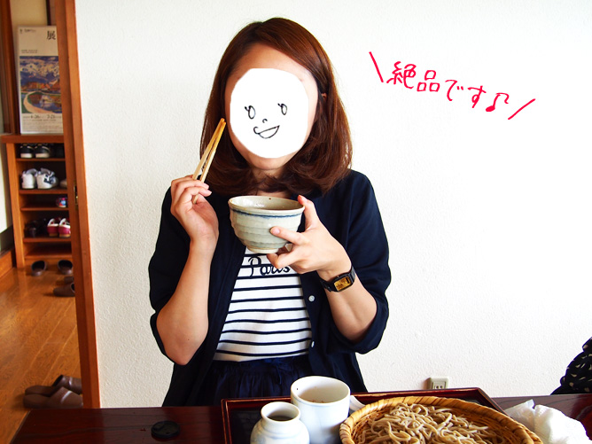 長野県おすすめの蕎麦屋さん 安曇野「翁」