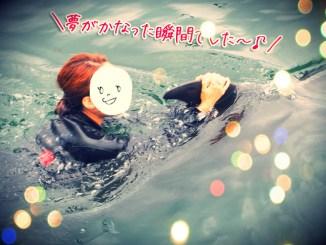 和歌山 イルカと泳ぐ ドルフィンリゾート