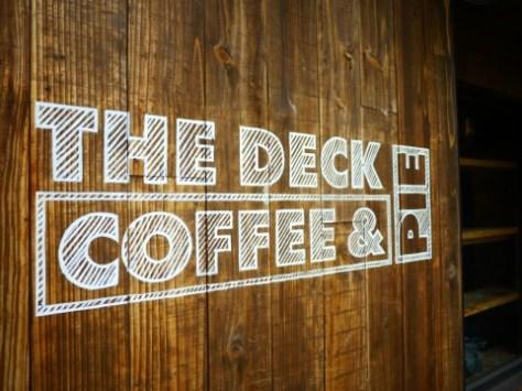 THE DECK COFFEE&PIE (ザ・デックコーヒーアンドパイ) 【原宿・北参道