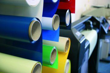 Flexdruck ist die ideale Drucktechnik für Sprüche.
