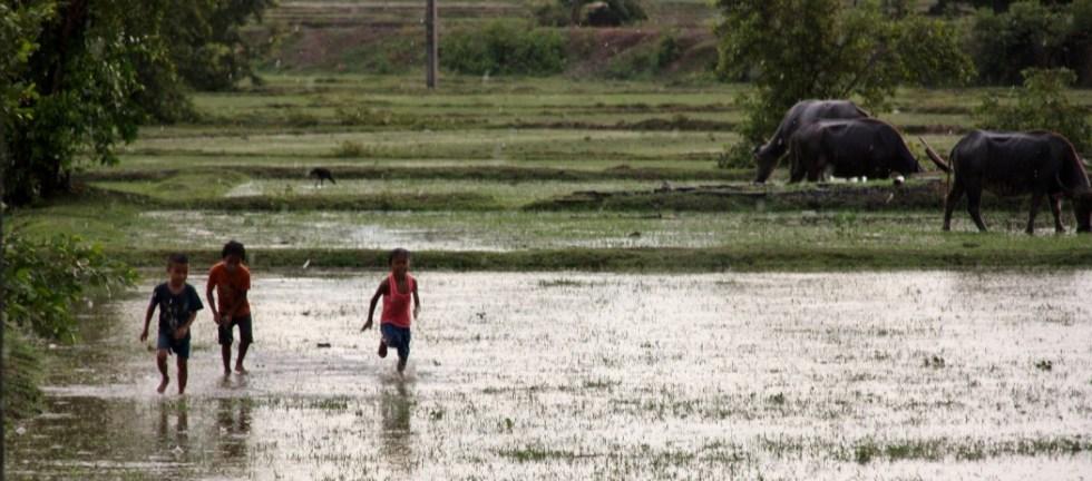 Jeu d'enfants – 4000 Islands – Laos