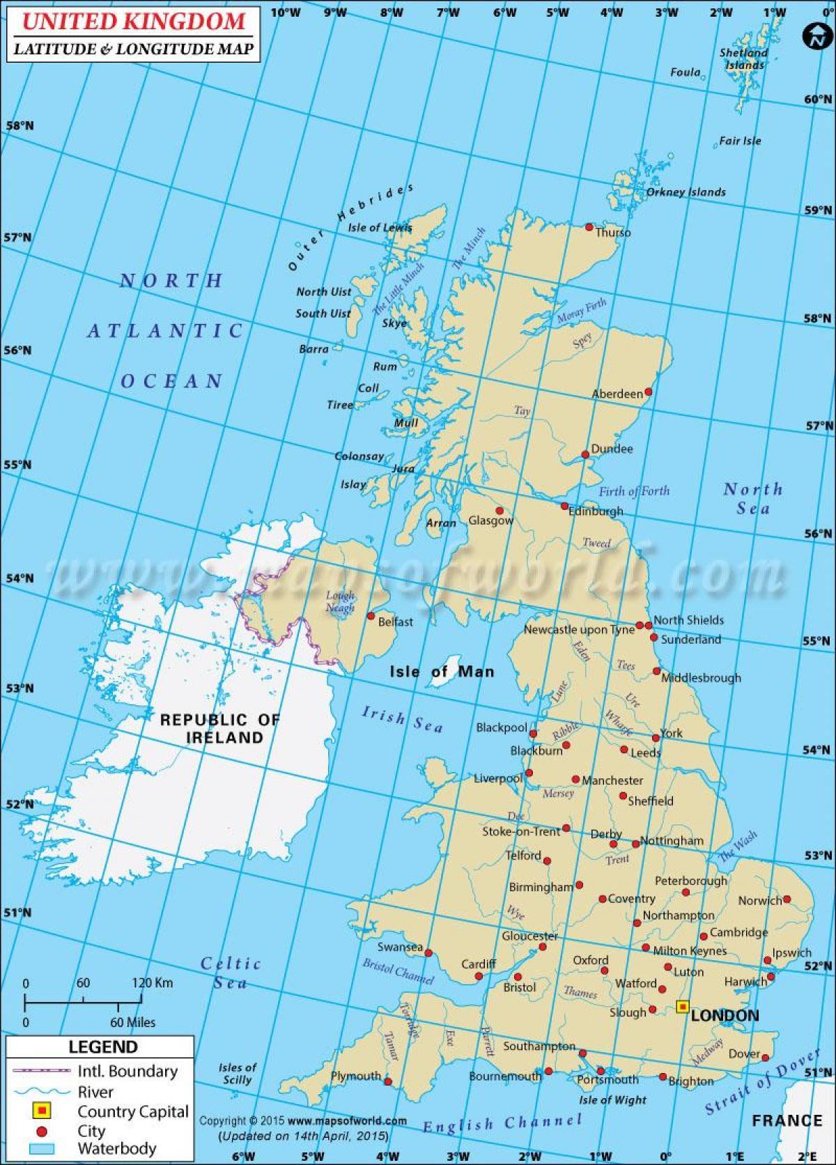 Kart Med Koordinater