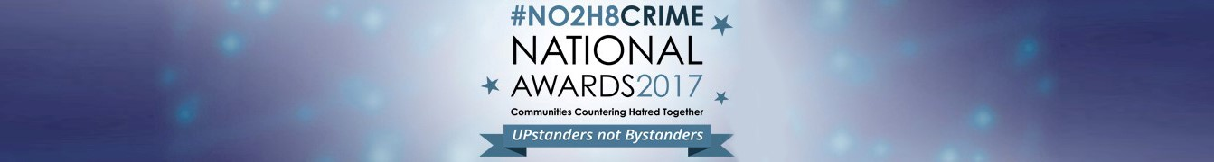 No2H8 Crime Awards Logo