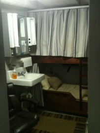 Stateroom Bunks