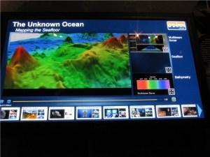 Okeanos Explorer at Mystic Aquarium
