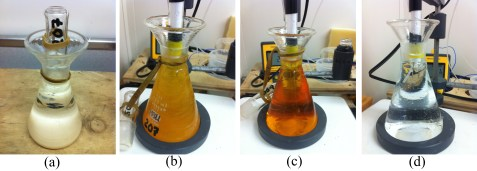 Winkler titration bottles