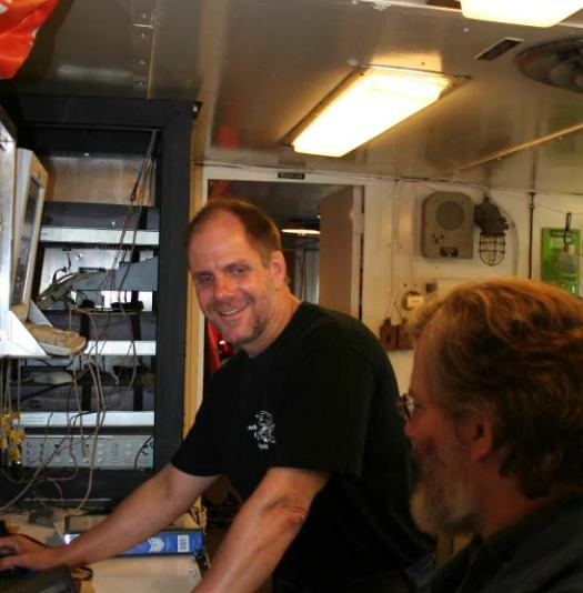 """Steve DeBlois, NOAA Research Fish Biologist   """"Science is a methodology by which we understand the natural world."""""""