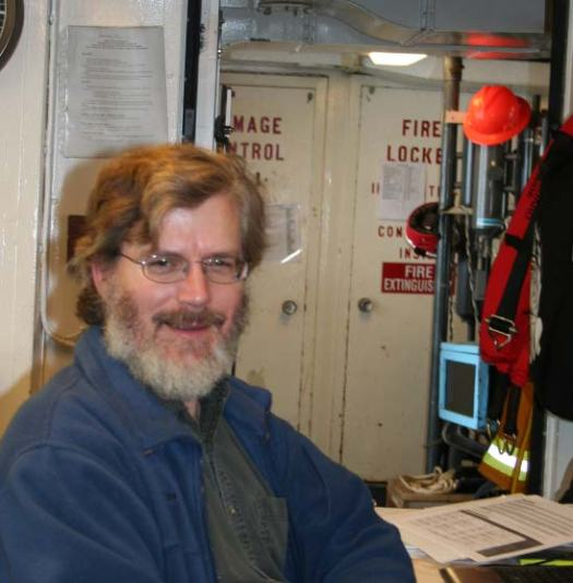 """Steve Pierce, Physical Oceanographer, Oregon State University, Ph.D. Physical Oceanography """"None of this research is possible without math.  My study is a cool application of math."""""""