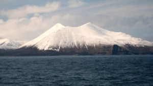 Islands of the Aleutians.