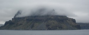 This is the south side of Onalaska.  Dutch Harbor is on north side facing the Bering Sea.